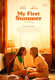 My First Summer (2020) poster