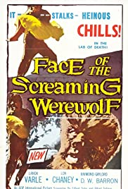 Face of the Screaming Werewolf (1964) Poster - Movie Forum, Cast, Reviews