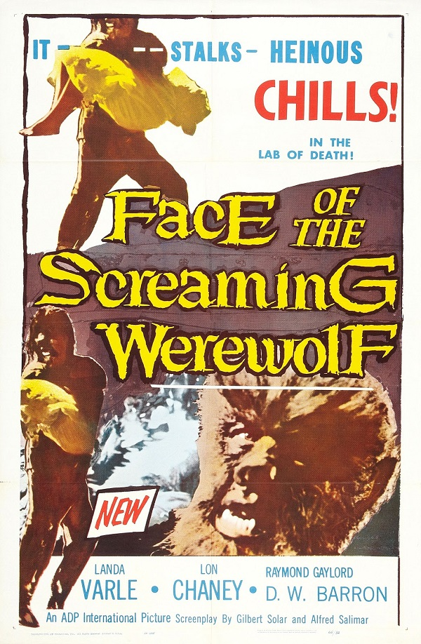 image Face of the Screaming Werewolf Watch Full Movie Free Online
