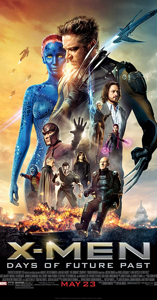 X Men Days of Future Past 2014 BRRip
