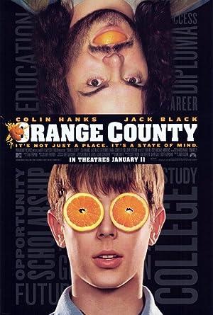 Poster Nix wie raus aus Orange County