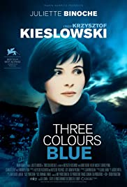 Three Colors: Blue (1993) Poster - Movie Forum, Cast, Reviews