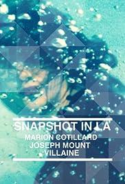 Marion Cotillard: Enter The Game - Snapshot in LA Poster