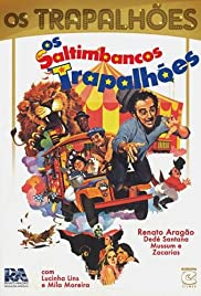 Os saltimbancos Trapalhões Poster