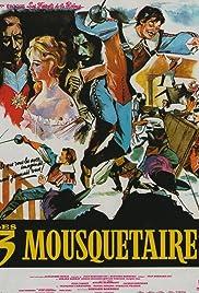Les trois mousquetaires: Première époque - Les ferrets de la reine Poster