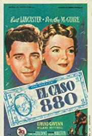Mister 880 (1950) Poster - Movie Forum, Cast, Reviews