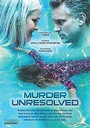 Murder Unresolved (2016) poster