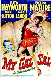 My Gal Sal(1942) Poster - Movie Forum, Cast, Reviews