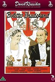 Bolettes brudefærd Poster