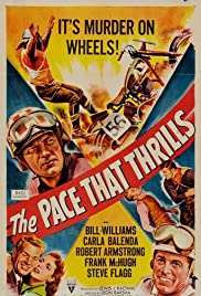 The Pace That Thrills Poster