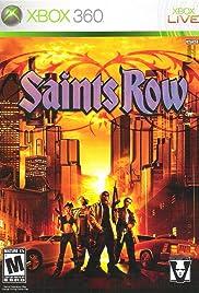 Saints Row Poster