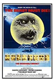 The Beast Must Die Poster