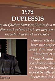 Duplessis Poster