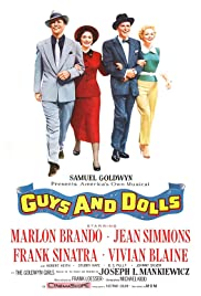 Guys and Dolls (1955) Poster - Movie Forum, Cast, Reviews
