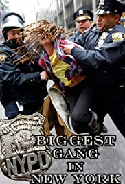 NYPD: Biggest Gang in New York? Poster