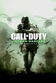 Call of Duty: Modern Warfare Remastered (2016) Poster - Movie Forum, Cast, Reviews
