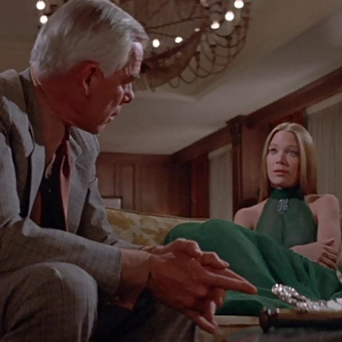 Sissy Spacek and Lee Marvin in Prime Cut (1972)