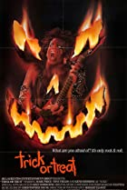 Trick or Treat (1986) Poster