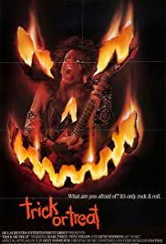 Trick or Treat (1986) Poster - Movie Forum, Cast, Reviews