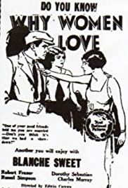 Why Women Love Poster
