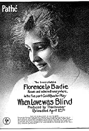 When Love Was Blind Poster