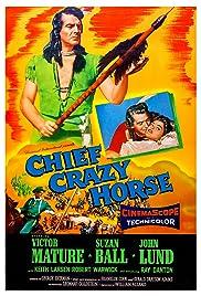 Chief Crazy Horse(1955) Poster - Movie Forum, Cast, Reviews
