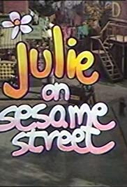 Julie on Sesame Street Poster