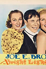 Bright Lights (1935) Poster - Movie Forum, Cast, Reviews