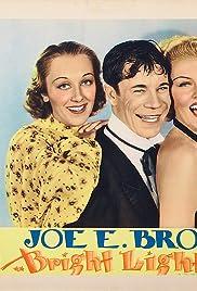 Bright Lights(1935) Poster - Movie Forum, Cast, Reviews