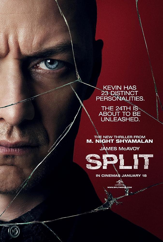 Skilimas / Split (2016)