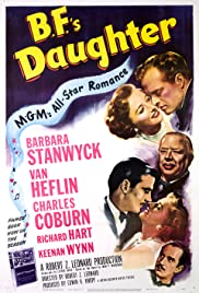 B.F.'s Daughter(1948) Poster - Movie Forum, Cast, Reviews