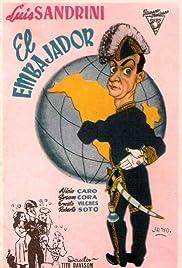 El embajador Poster