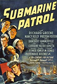 Submarine Patrol (1938) Poster - Movie Forum, Cast, Reviews