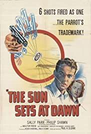 The Sun Sets at Dawn(1950) Poster - Movie Forum, Cast, Reviews