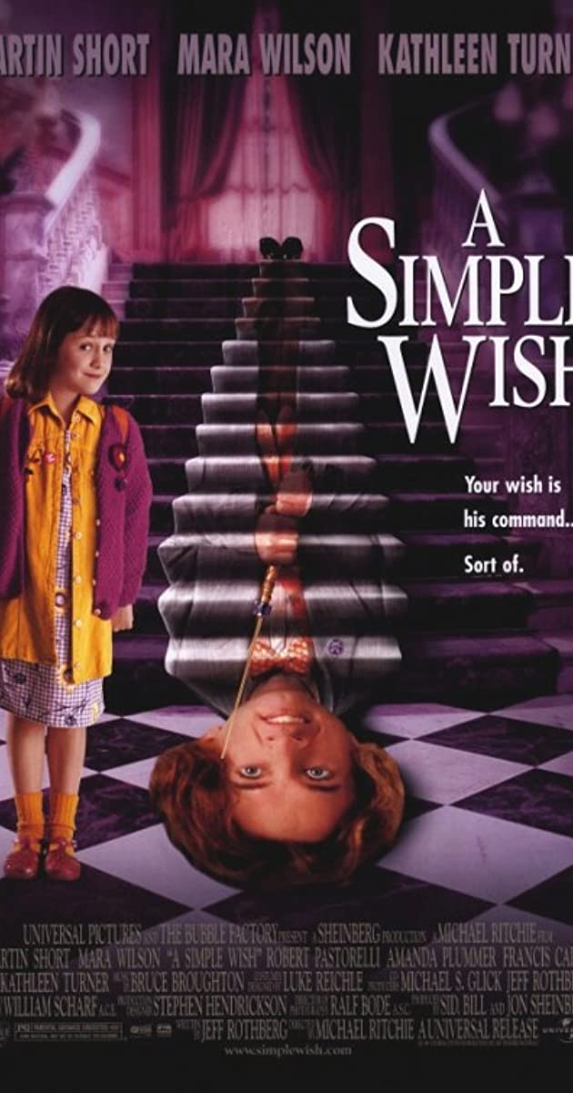 Paprastas noras / A Simple Wish (1997) Online