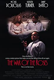 The War of the Roses (1989) Poster - Movie Forum, Cast, Reviews