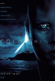 La piel fría Poster