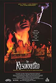 The Resurrected(1991) Poster - Movie Forum, Cast, Reviews