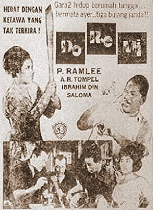 P.Ramlee - Do Re Mi (1966)