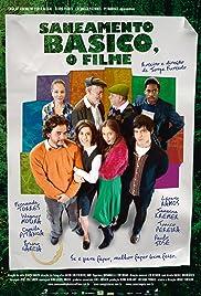 Basic Sanitation, the Movie Poster