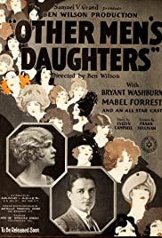 Other Men's Daughters Poster