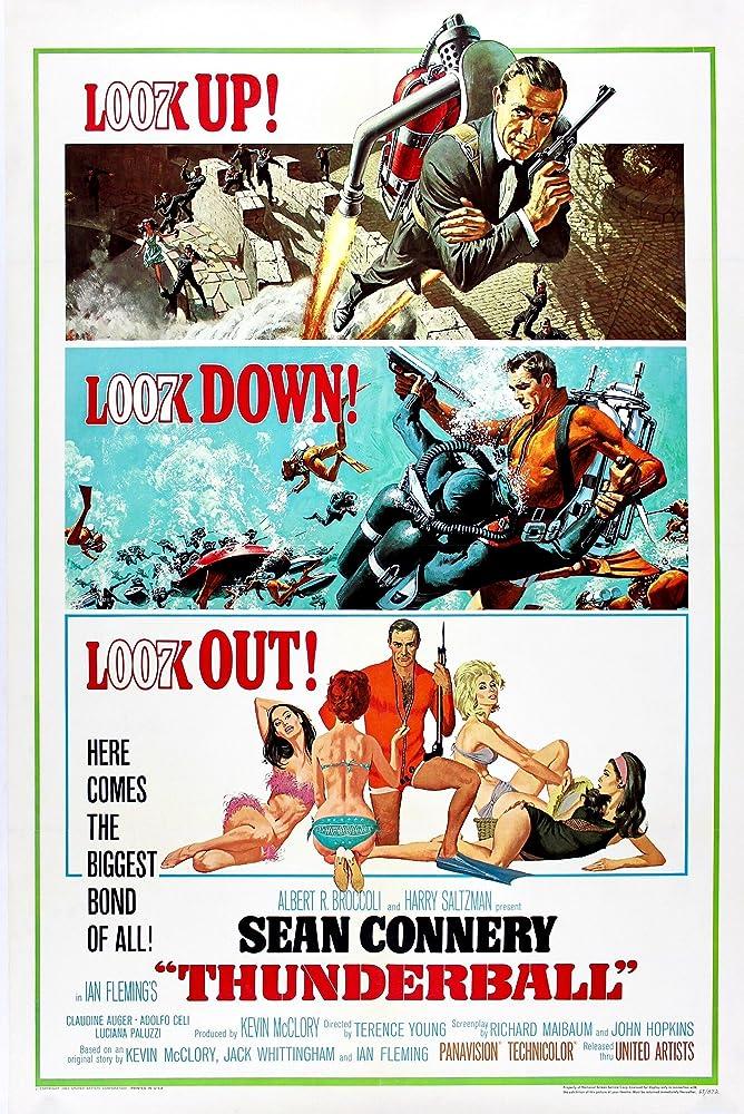 Thunderball (1965) Hindi Dubbed Movie