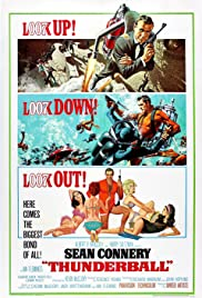 Thunderball (1965) Poster - Movie Forum, Cast, Reviews