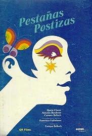 Pestañas postizas Poster