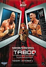 WWE Taboo Tuesday (2005) Poster - TV Show Forum, Cast, Reviews