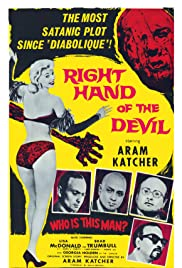 The Right Hand of the Devil Poster