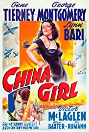 China Girl (1942) Poster - Movie Forum, Cast, Reviews