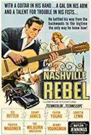 Nashville Rebel Poster