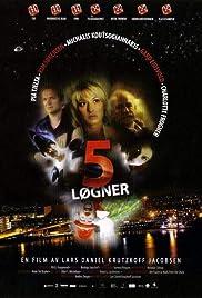 5 løgner Poster