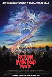 Return of the Living Dead II Poster